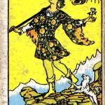 Major Arcana: ไพ่  0 The Fool