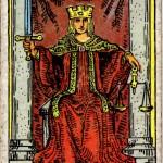 Major Arcana: ไพ่ 11 JUSTICE