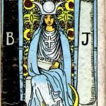Major Arcana: ไพ่  2 The High Priestress