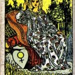 Major Arcana: ไพ่  3 The Empress