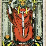 Major Arcana: ไพ่  5 The Hierophant