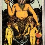 Major Arcana: ไพ่ 15 The Devil