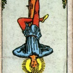 Major Arcana: ไพ่ 12 The Hanged Man
