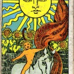 Major Arcana: ไพ่ 19The Sun